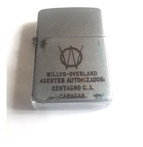 yesquero encendedor original zippo 1937 - 1950 reliquia myp