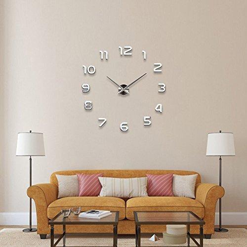Relojes De Pared Grandes Modernos. Relojes De Pared Digital Grande ...
