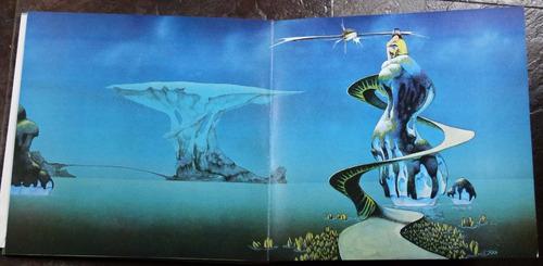 yes.yessongs.vinil triplo.impor. japan.obi e libreto.1973.
