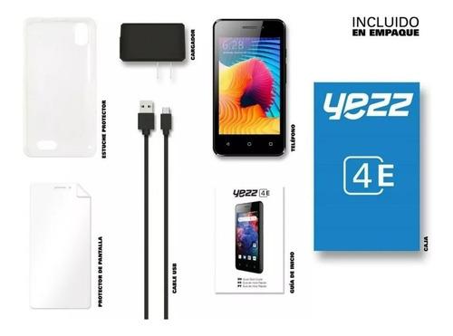 yezz 4e android 8 tienda fisica *40*