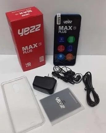 yezz max 1 plus 2/16gb nuevos de paquete (75)