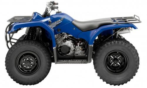 yfm350  grizzly 4x4  cuatriciclo 350 2018 palermo bikes