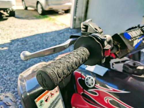 yfz 450 con muchos accesorios escape sparks el mejor !!!!