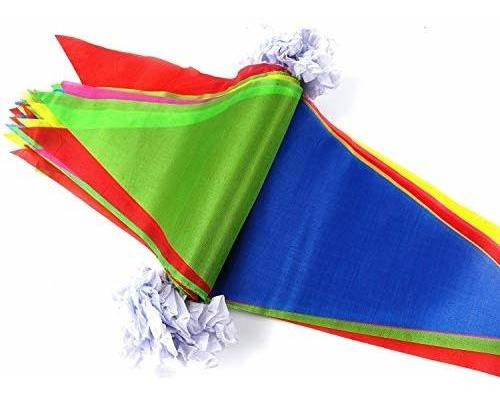 ygeomer 300pcs bandera de colores banderines bandera de band
