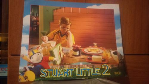 yh 3 antiguos poster pelicula stuart little 2 original 2002