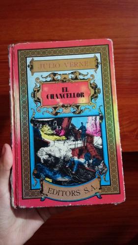yh antiguo libro el chancellor julio verne remato cambio