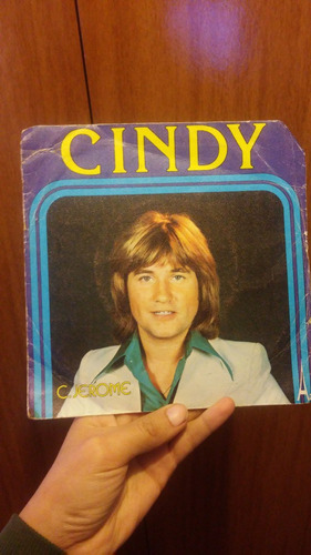 yh antiguo lp vinilo cindy cambio remato