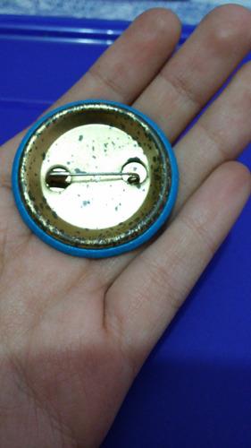 yh antiguo souvenir pin del papa juan pablo 1985 cambio