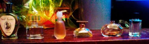 yh lote de antiguos perfumeros de coleccion cambio