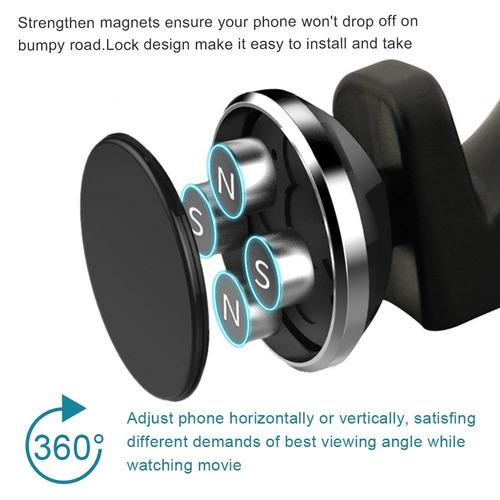 yimai coche teléfono titular 360 degrees girando universal
