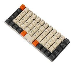Ymdk Carbono Grabado Con Laser Grabado Superior Oem Keycap 1