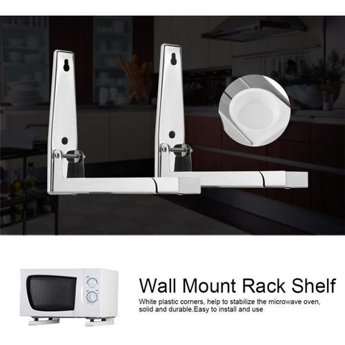 ymiko soporte de horno microondas, 2x cocina