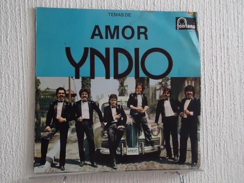 yndio - temas de amor