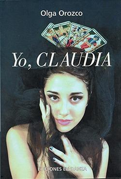 yo, claudia - orozco, olga - ediciones en danza
