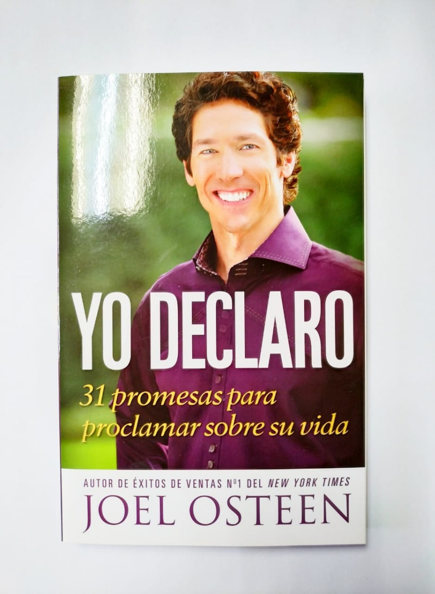 Descargar Libro Yo Declaro De Joel Osteen Download