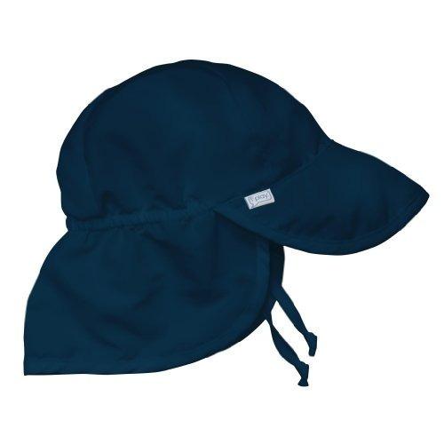 yo juego. sombrero de la nadada de la protección del sol de