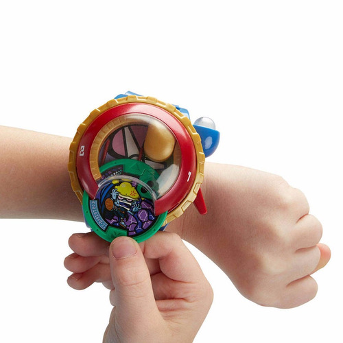 yo-kai watch temp. 2 - reloj interactivo - hasbro original