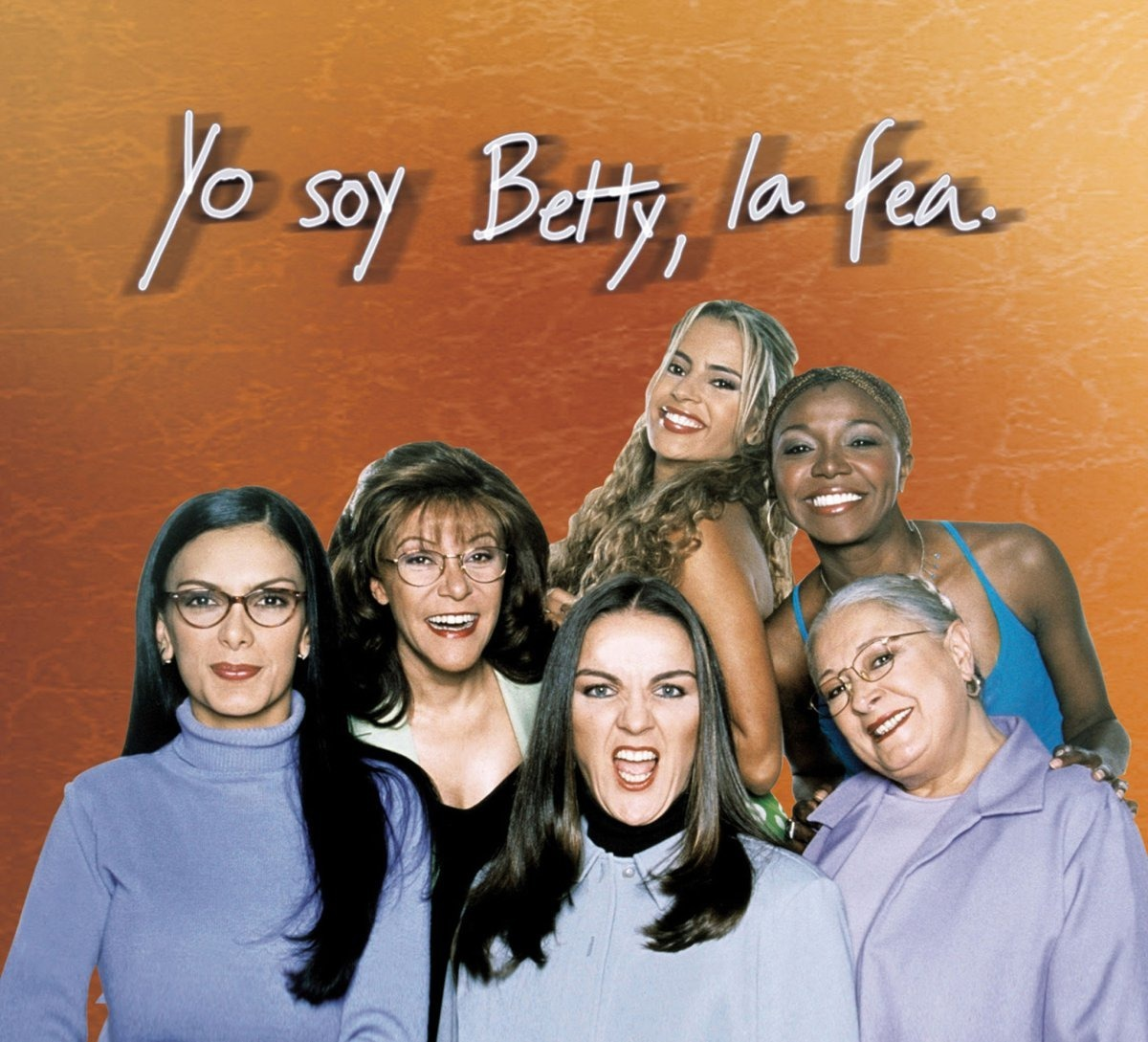 Entertainment Memorabilia Movie Memorabilia Series Tv Yo Soy Betty La Fea Colombia Zsco Iq