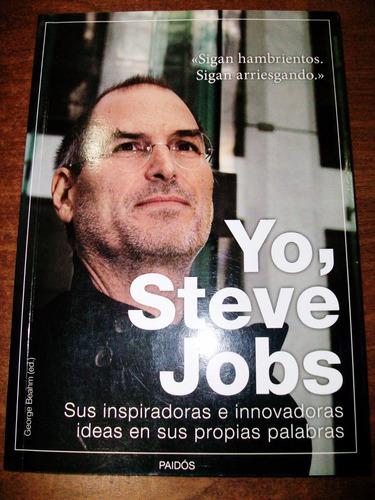 yo, steve jobs - george beahm