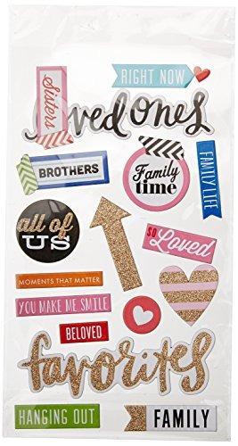 me /& my BIG ideas aglomerado Valor Pack-i Familia de Love My