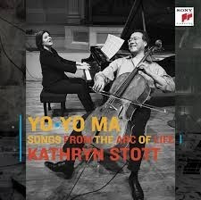 yo-yo ma & kathryn stott - songs from the arc of life (cd)