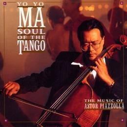 yo yo ma soul of the tango cd nuevo
