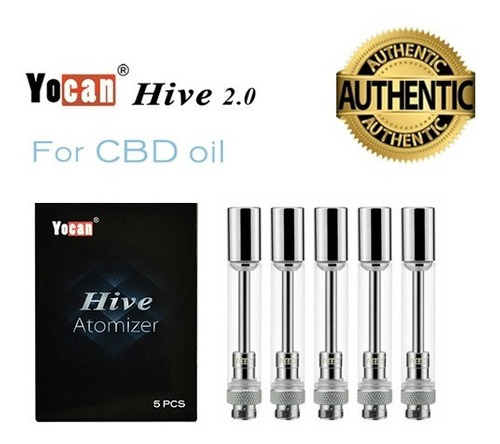 yocan hive atomizador para oil original con envio gratis