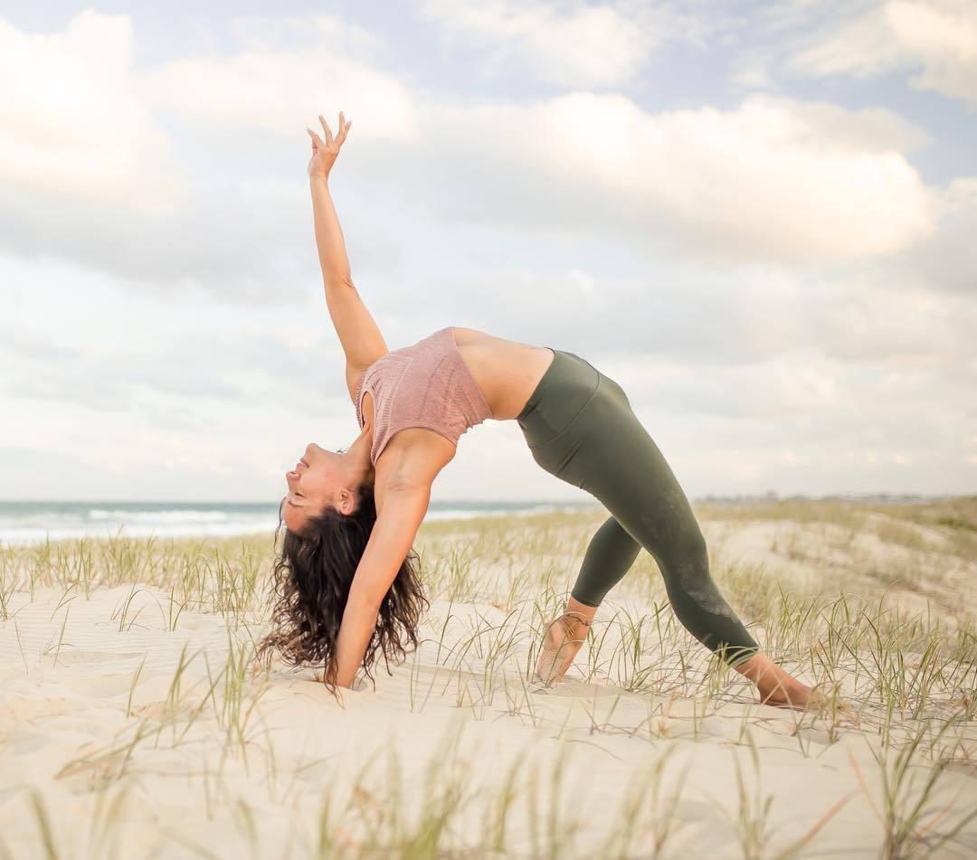Yoga Integral/la Plata/laura Villanueva