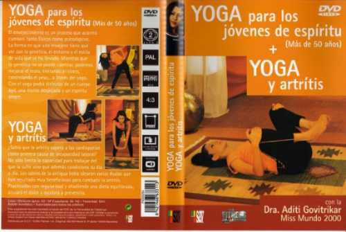 yoga joves de espiritu + yoga artritis