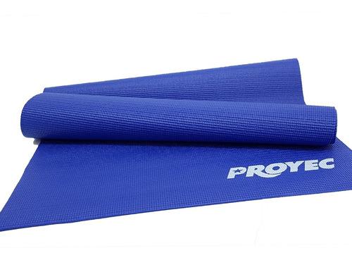 yoga mat colchoneta proyec 4 mm pilates gym fitness