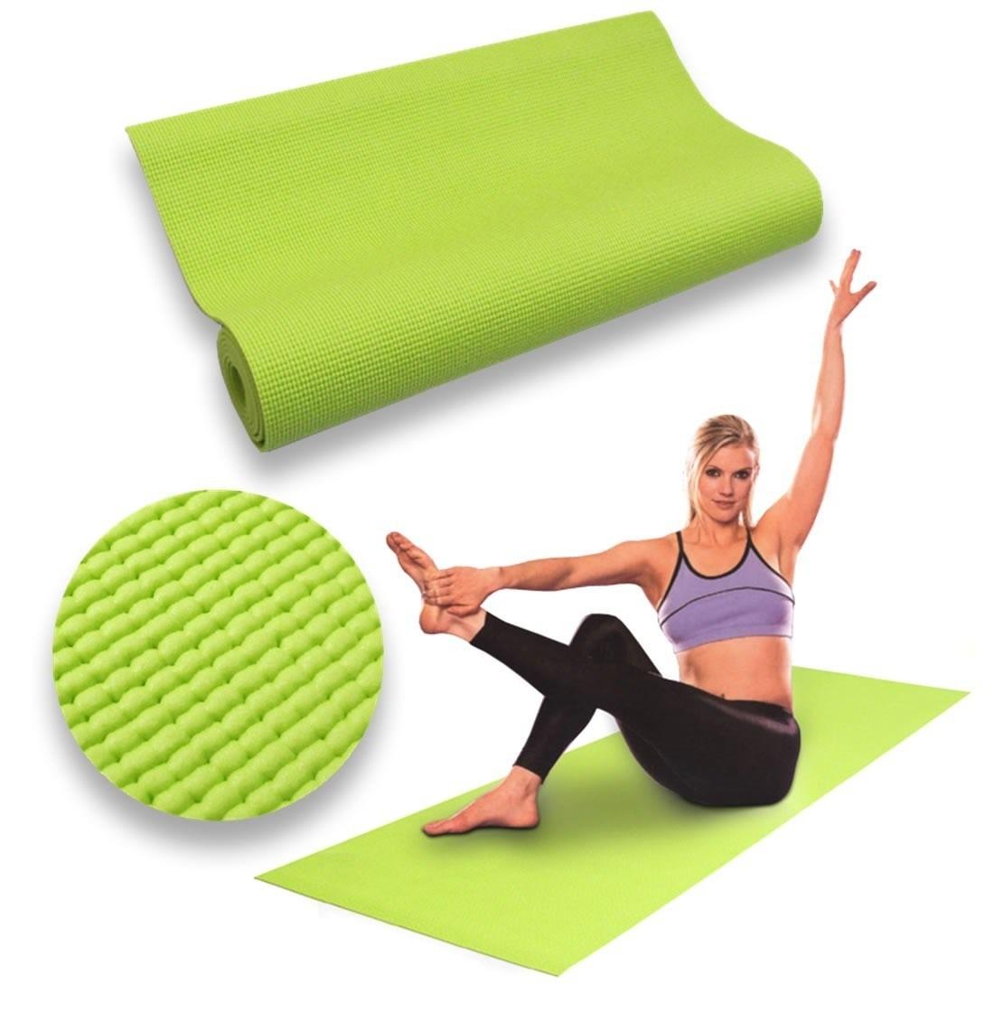 Colchonetas Yoga Fitness + Boleta