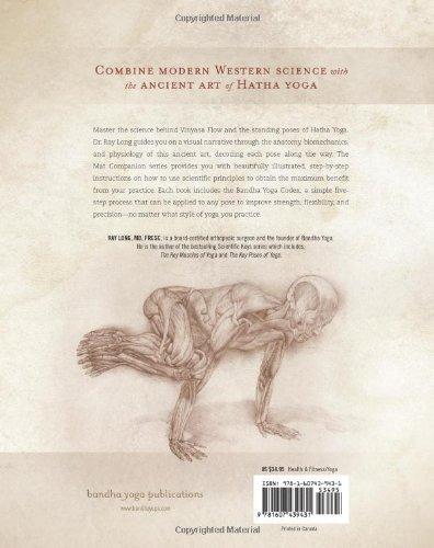 Yoga Mat Companion 1 Anatomía De Vinyasa Flow Y Poses De Pi ...