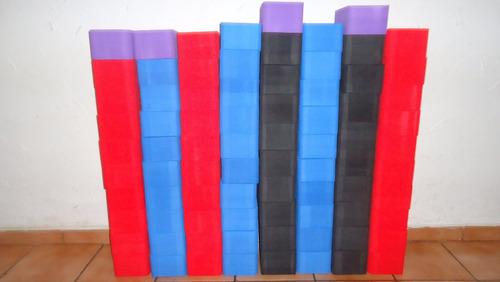 yóga pilates bloco