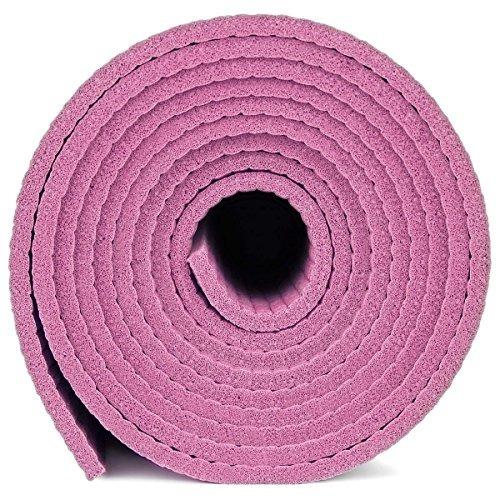 yogaaccessories 1/4 ' extra gruesa de alta densidad premium