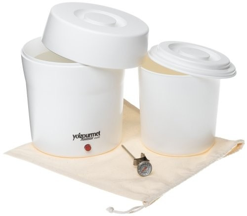 yogourmet 104 electric yogurt maker!