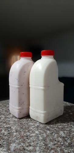 yogur casero de frutas frescas
