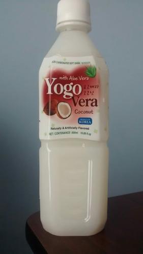yogur de savila con áloe vera
