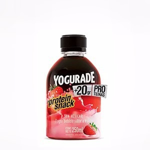yogur proteico bebible descremado - 250ml