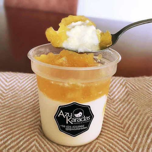 yogurt natural firme
