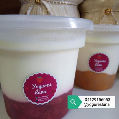 yogurt natural, yogurt casero