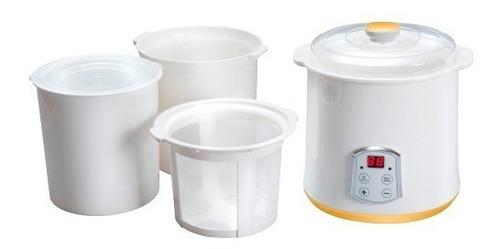 yogurtera blanik maker pro yogurt griego 2 litros