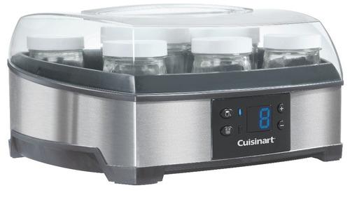 yogurtera con enfriamiento automático cuisinart ym400ar