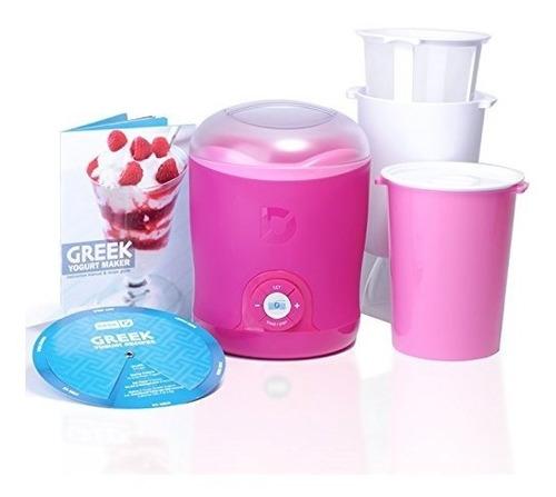 yogurtera dash dgy001pk yogur griego