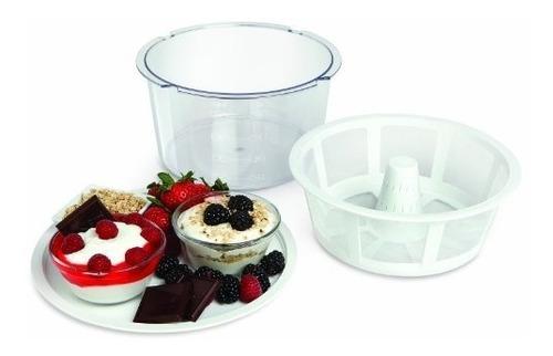 yogurtera euro cuisine gy50 yogur griego
