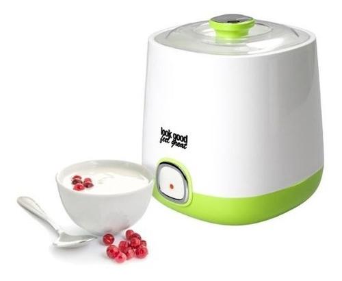 yogurtera look good feel great ym-6/2393, con contenedor