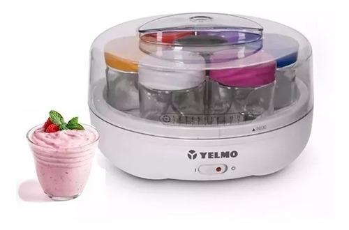 yogurtera yelmo yg 1700 7 jarros de vidrio receta facil !