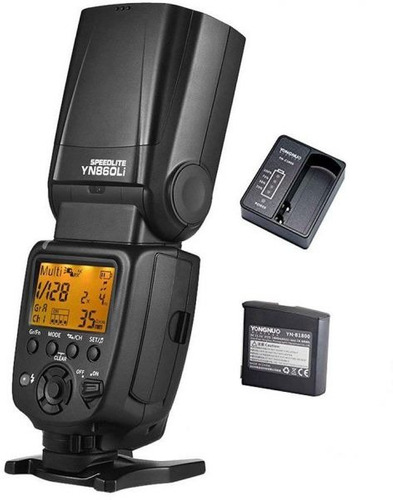 yongnuo flash manual yn860li kit  canon/nikon - inteldeals
