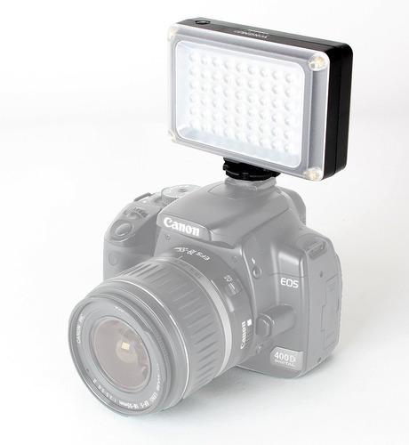 yongnuo luz led yn0906 ii 480 lumenes - inteldeals