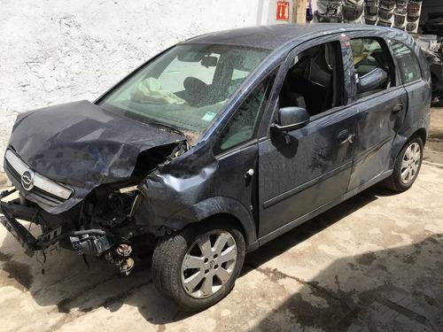 yonke chevrolet meriva aut 2009 refacciones partes huesario