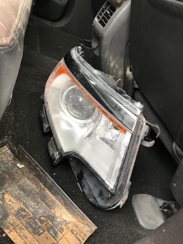 yonke ford edge v6 rin aluminio refacciones partes piezas